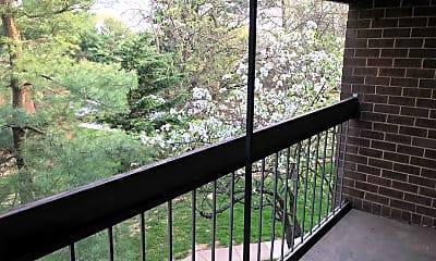 Patio / Deck, 8715 Hayshed Ln 33, 2
