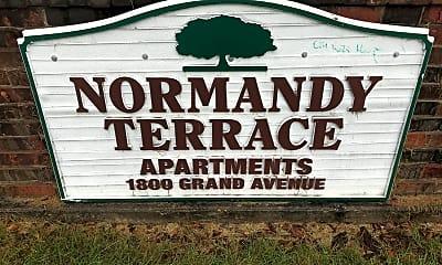 Normandy Terrace, 1