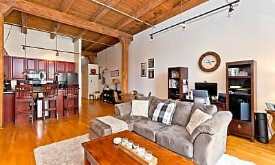 Bedroom, 1133 S Wabash Ave, 1