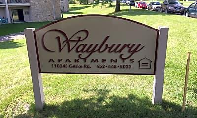 Waybury Apartments, 1