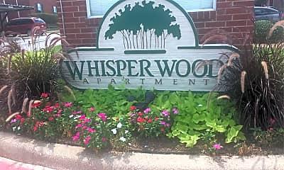 Whisperwoods, 1