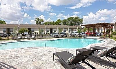 Pool, Woods of Spring Grove, 0