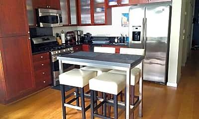 Kitchen, 6466 Hollis St, 0