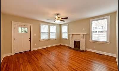Living Room, 3308 Lamar Street, 1