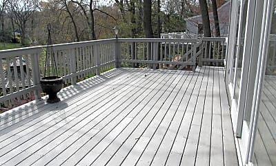 Patio / Deck, 5251 Colony Woods Dr, 2