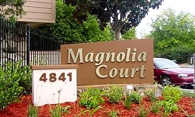 Magnolia Court Apartments, 0
