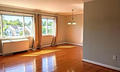 Living Room, 3601 5th St S 402, 1