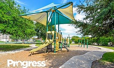 Playground, 8014 Icicle Trl, 2
