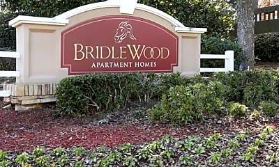 Community Signage, Bridlewood, 1