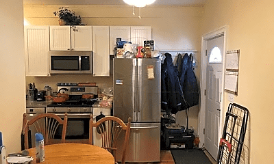 Kitchen, 3 Otis St, 1
