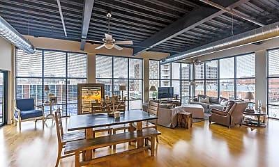 Living Room, 350 E Short St 329, 0