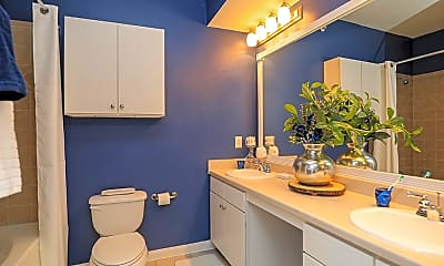 Bathroom, Reserve By The Lake, 2