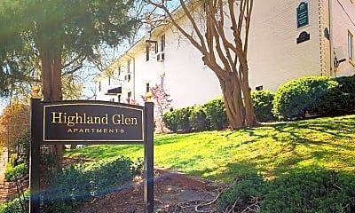 Community Signage, 436 North Highland Avenue Northeast, 1