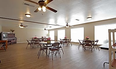 Clubhouse, King Place Senior Living, 0