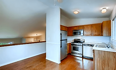 Kitchen, 2409 Danbury Dr, 1