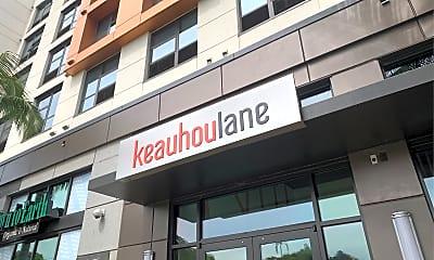 KEAUHOU LANE, 1