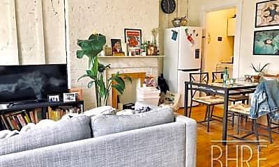 Living Room, 147 Columbia Heights, 1
