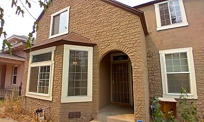 Building, 143 N Calaveras St, 1