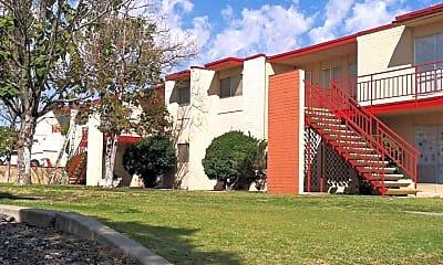 Building, Colony Garden Apartments, 2
