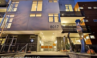 Building, 8017 Norton Ave, 1