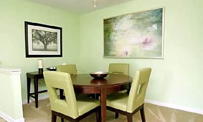 Dining Room, 5401 Claymont Dr, 0
