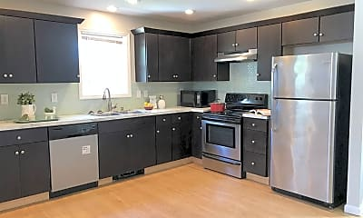 Kitchen, 648 Hudson St, 1