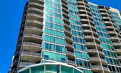 Building, 2/2 Condo on 10th floor of Metropolis in Midtown, 1