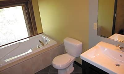 Bathroom, Grant School Lofts, 2
