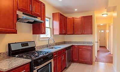 Kitchen, 6 Charles St, 1