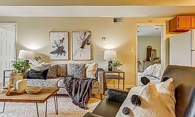 Living Room, 4303 Glenmore Ave, 0