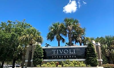 Tivoli Apartments, 1