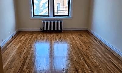 Living Room, 250 W 126th St, 2