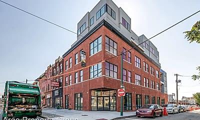 Building, 2616 W Girard Ave, 1