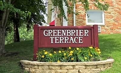 Greenbrier Terrace, 1