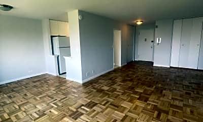 Living Room, 3601 Hudson Manor Terrace, 1
