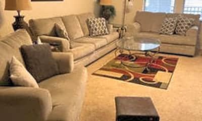 Living Room, 15221 N Clubgate Dr 2123, 1