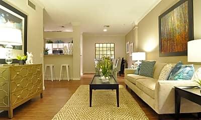 Living Room, The Preserve at Cypress Creek, 1
