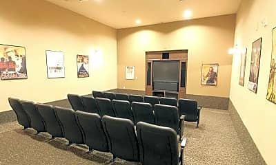 Theatre, Legacy Apartment Homes, 2