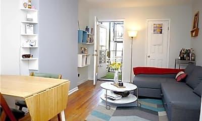 Living Room, 250 York St 3C, 0