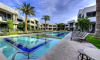 Pool, Arizona Biltmore Hotel Villa Unit 7154, 0