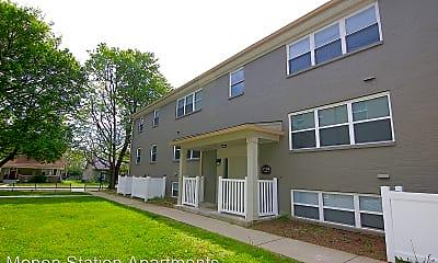 Building, 4554 Winthrop Ave, 2