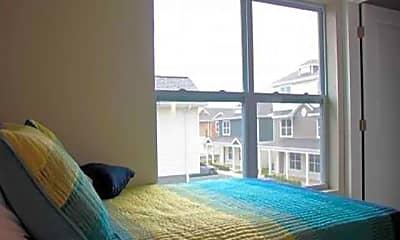 Bedroom, Cottages at Chandler, 2