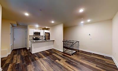 Living Room, 1330 N 15th St, 2
