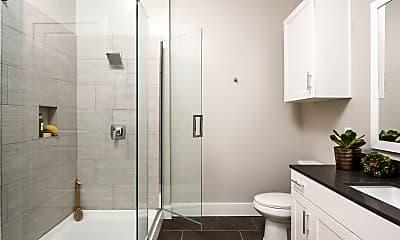 Bathroom, 2502 Live Oak, 1