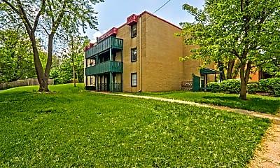 Building, The Cedar Apartments, 0