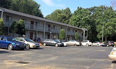 Monroe Apartments, 2