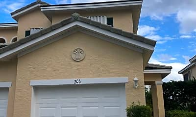 Building, 206 S Compass Dr, 1