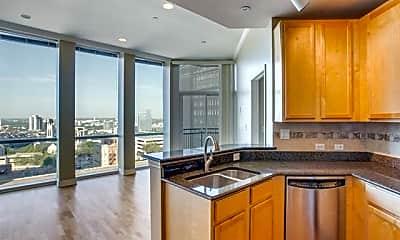 Kitchen, 500 Throckmorton St 1206, 0