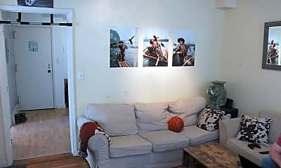 Living Room, 647 Cambridge St, 1