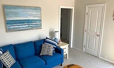 Living Room, 342 E Hudson St UPPER, 1